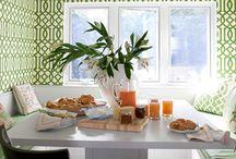 wallcoverings. / by brettVdesign - interior designer + blogger