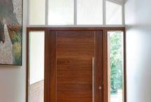 entry door modern