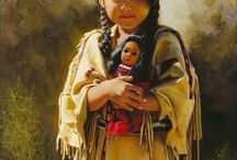Native American Indians / by Suzanne Jolly