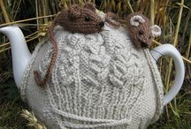 Inspiration for tea cosy