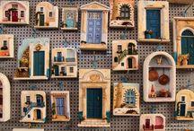 Ceramic doors