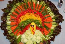 Thanksgiving Feasting Frenzy / Delicious food. . .all perfect for Thanksgiving!
