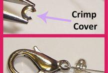pinze e simili / come realizzare gioielli con gli strumenti più adatti