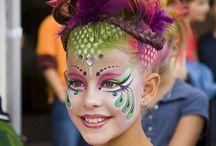 Carnaval -grimeren