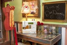 "office of daydreams - HGTV ""junk gypsies"" episode"