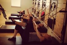 Spring Wall Pilates