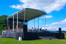 Outdoor Event Production / Outdoor Event Production