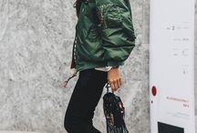Shot of jackets