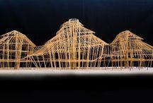 Bamboe architectuur