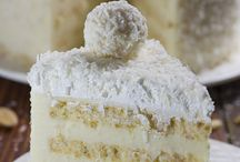 Raffaello Cakes