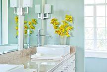 bathrooms / by Marietta Marrero