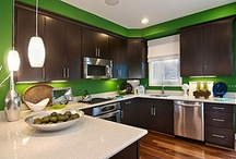 Kitchens / by Nevada Jennings