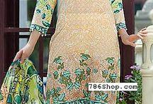 Shaista / Buy Shaista Pakistani Lawn Suits online in USA, UK and world.