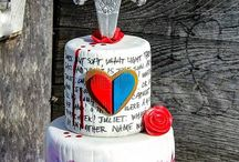 Romeo and juilliet cake