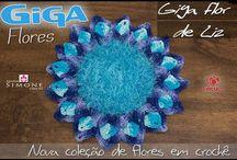 videos de flores de croche / by Neves