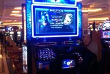 Las Vegas - Branded slotmachines