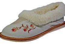 Avery Soft Leather Stylish Wool Shoes