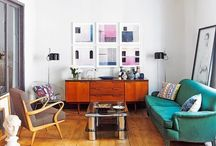 Living room ideas / by Margaret Polaneczky, MD