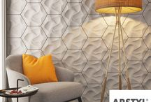 Wall Tiles und Wall Panels