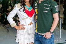 Circuit of The Americas Grid Girls