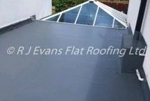 Types of Flat Roof Coverings