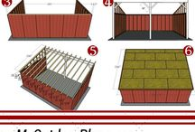 Shed building plans