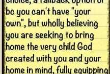 adoption gift of God