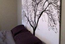 Idees tete de lit / Tete de lit rideau de douche