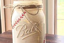 Baseball Themed Shower