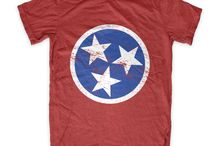 Our Vintage Style Tri-Blend Shirts