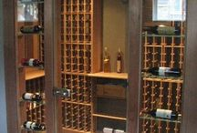 Wine Cellar / The wine cellar / beer / alcoholic drinks area.