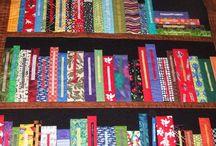 bookshelf quilts