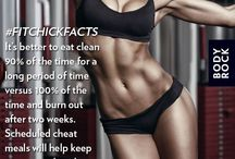 Health, Motivation & Fitness / Goals for long term health & fitness.