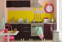 Kitchen 🍛🍜🍲🍝🍕🍔🍸☕️🎂 / by Lena Bjørnskov
