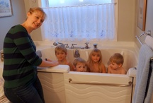 Family Friendly Aquassure Slide-In Accessible Tub / Aquassure Active Living Spa is raised up for easy, safe operation by caregivers, parents and disabled people with small children.