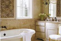 Bathrooms / by Sue Czymbor