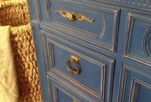Inspiration For Chalk Paint® by Annie Sloan / Chalk Paint® by Annie Sloan Furniture Ideas.
