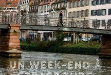 Voyages / Des idées de voyages ou week-ends