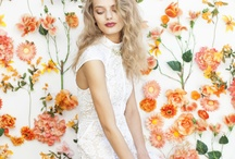 Flowers and fashion