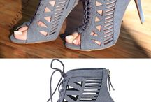 high heel style