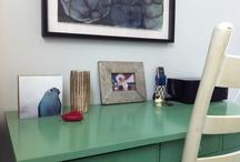 Office Space / by SparklesTam
