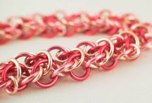 Chainmaille Jewelry / by Bonita Thompson