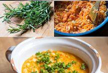 recepty ze Svatojánu-polévky