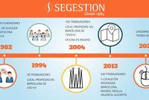 Segestion / Quiénes somos y qué hacemos.  Visita nuestra página web: www.segestion.com