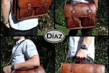 Leather bags/cases