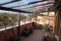 veranda a Milano