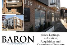 Residential Sales / Whether you're looking for you first home with your partner, upgrading or down-sizing, we have a number of residential properties for sale. Take a look at our board to see what Baron Residential can do for you.