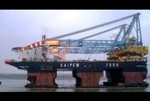 The largest ships in the world