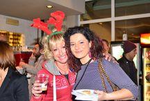 Christmas Party 2014 / Un aperitivo natalizio con musica, buffet e tanto tanto divertimento!