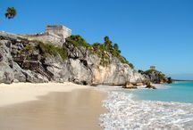 """1000 Places to See Before You Die - Mexico & Central America / Based on the book """"1000 Places to See Before You Die,"""" or as I call it - my travel bucket list"""